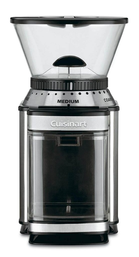 Cuisinart DBM-8 Supreme Grind Automatic Burr Coffee Mill