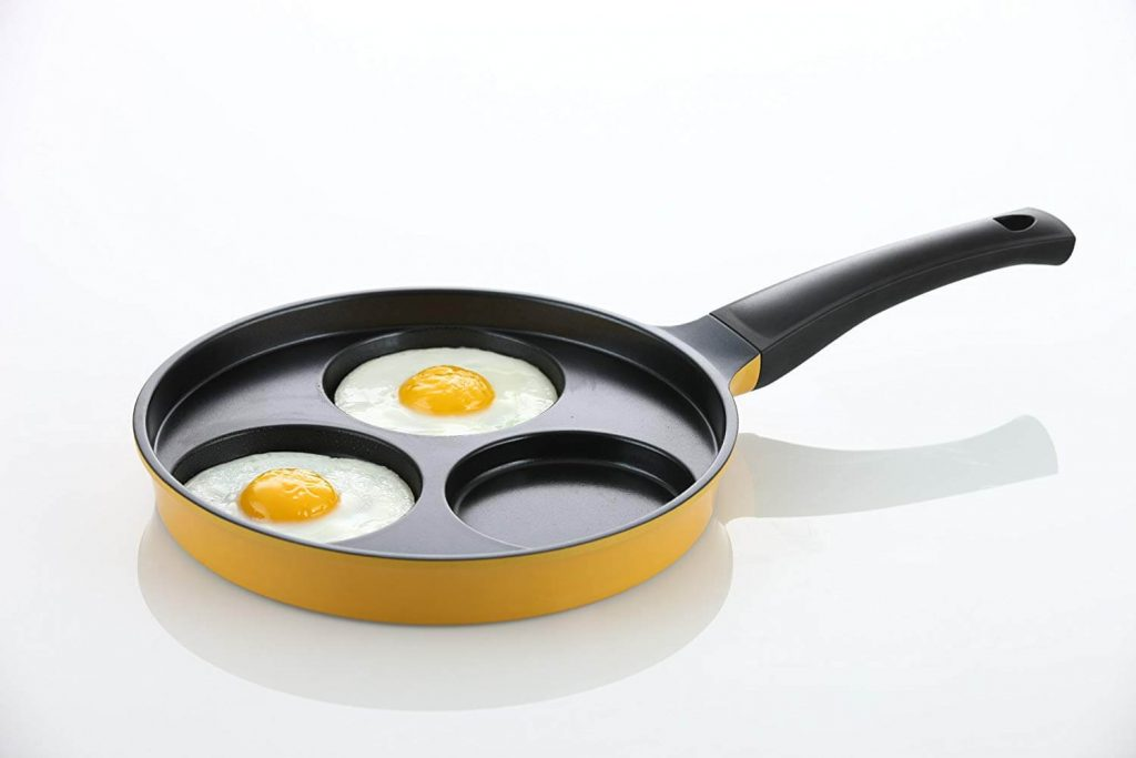 Flamekiss Nonstick Egg Cooker Pan