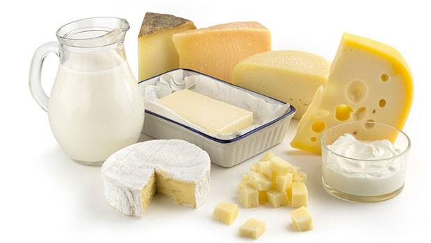 health dairy products