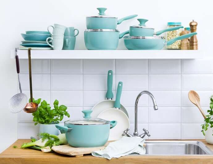 is ceramic cookwares safe to use