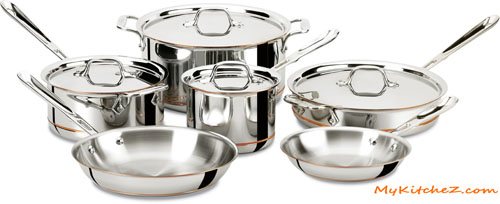 All Clad Copper Core Cookware Review